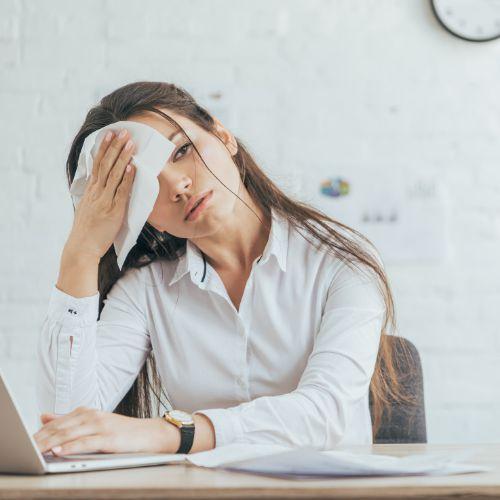 Excessive Sweating & Botox Treatment