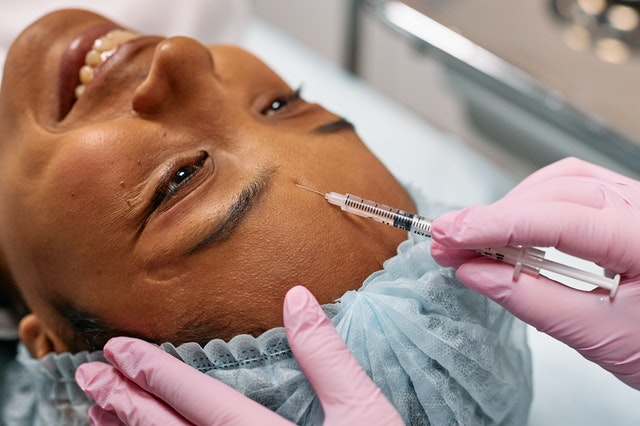 how botox airbrush help maintain the skin health