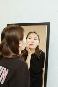 Vampire facials to tighten skin